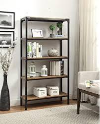 amazon com house wooden horizontal bookcase kitchen u0026 dining