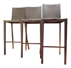 emeco philippe starck hudson bar stools set of 3 9739