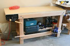 lazy hacker babble woodworking vise