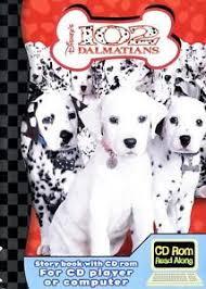 disney u0027s 102 dalmatians story book cd game education learning