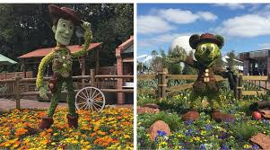 must see epcot international flower and garden festival
