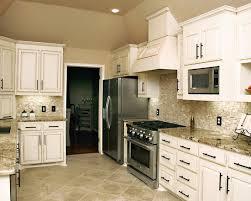 split face travertine backsplash kitchen house remodel