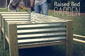 raised garden beds off the ground chic raised vegetable garden