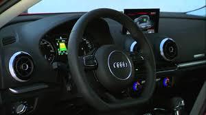 Audi E Tron Interior 2015 Audi A3 Sportback E Tron Interior Features Youtube Illinois