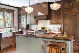 Kitchen With Maple Cabinets by Maple Cabinetry Contemporary Farmhouse Style Rustic Kitchen