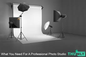 Photo Studio What You Need For A Professional Photo Studio Thumly