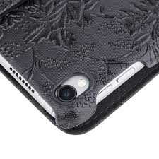 pro 10 5 luxury rotating stand black floral