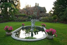 olmsted brothers gardens sunken english garden u2013 thornewood castle
