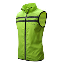 hi vis cycling jacket amazon com bpbtti men u0027s hi viz safety running cycling vest