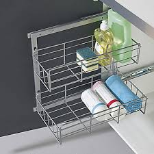 panier coulissant pour meuble de cuisine paniers coulissants cuisine paniers coulissants pour meubles