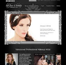 Professional Makeup Artist Websites Trusted For 15 Years Website Design Seo Social Media
