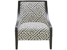 Traditional Accent Chair Evolution Wood Trim Traditional Accent Chair With Exposed