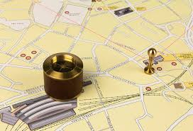 Physical Maps An Inspiring Idea For Turning Google Maps Into A Physical Map Wired