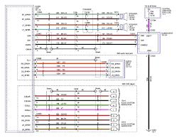 2003 ford taurus radio wiring diagram diagrams at stereo