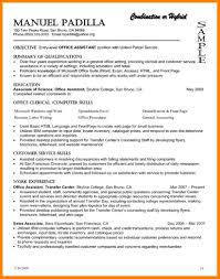 chronicle resume sample combination resume resume for study