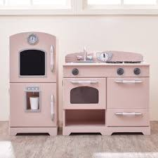 wood designs play kitchen play kitchen sets accessories you ll love wayfair