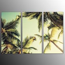 art painting for home decoration online buy wholesale framed palm tree wall art from china framed