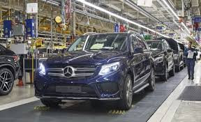 mercedes tuscaloosa alabama alabama mercedes plant to assemble battery electric suv