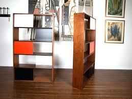 Open Bookshelf Room Divider Bookcase Room Divider On Wheels Bookshelf Ideas Dividers