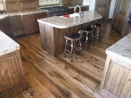 Wood Floors In Kitchen Rubber Wood Flooring