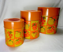 unavailable listing on etsy retro nesting kitchen canister set