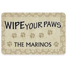 Wipe Your Paws Mat Decorative Buy Wipe Your Paws From Bed Bath U0026 Beyond