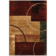 Trans Ocean Rugs Red And Gold Rugs Roselawnlutheran