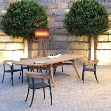 large outdoor dining table wooden outdoor table goodna info