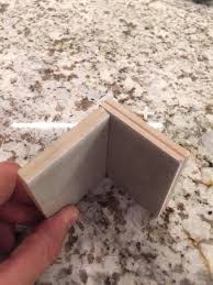 How To Do Tile Backsplash by Subway Tile Backsplash Inside Corners