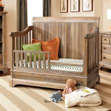 Convertible Crib 4 In 1 by Bertini Pembrooke 4 In 1 Convertible Crib Natural Rustic Baby
