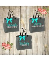 bridesmaid gift bags get the deal 1 bridesmaid tote bags bridesmaid gifts tote bag