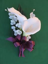 calla corsage white calla s corsage sangria calla by bridalbouquets