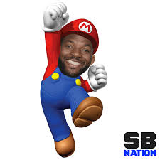 which nfl players would make the best cartoon characters
