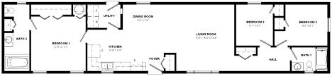 house plans for mini homes
