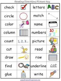 19 best visual directions images on pinterest cue cards visual