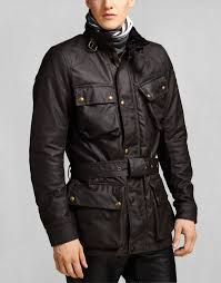 classic motorcycle jacket classic tourist trophy 4 pocket motorcycle jacket belstaff us