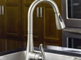 moen high arc kitchen faucet sink faucet o awesome moen level one handle high arc kitchen