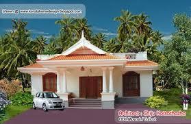 new house design kerala style kerala style single floor house plan 1155 sq ft small house