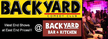 Backyard Comedy Shows U2014 Christian Talbot