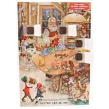chocolate advent calendar santa s workshop chocolate advent calendar i m a toys r us kid