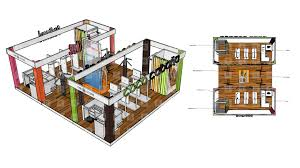 Home Design 3d Store Magnificent Container Home Designs Hotel Design With Sea Loversiq