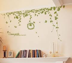 image gallery large wall decals vines
