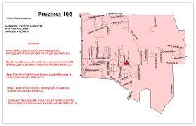 Sarasota Zip Code Map by Sarasota County Fl Supervisor Of Elections