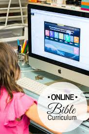 bible curriculum for kids online