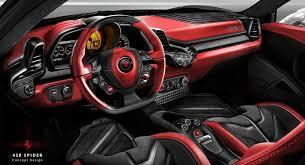 italia 458 interior carlex design ready to mutate the interior of this 458 spider