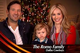 tony romo candice hawkins appear in