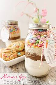 easter jar cookie recipe with free printable tags