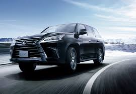 lexus wagon jdm japan gets a facelifted lexus lx 570 as well 34 photos and videos