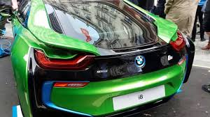 green bmw green bmw i8 kia optima audi toyota prius plug in future