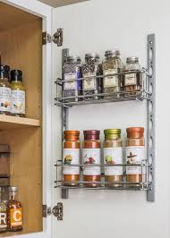 Spice Rack Door Mounted Pantry 46 Best Easy Install Cabinet Organizers Images On Pinterest